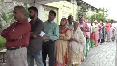 जम्मू और कश्मीर निकाय चुनाव : आज दूसरे दौर की वोटिंग जारी, सुरक्षा के पुख्ता इंतजाम