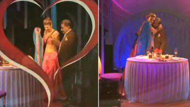 Bigg Boss 12: जसलीन मथारू के साथ रोमांटिक हुए भजन सम्राट अनूप जलोटा, 'हम तुम' पर किया कपल डांस, देखें Video