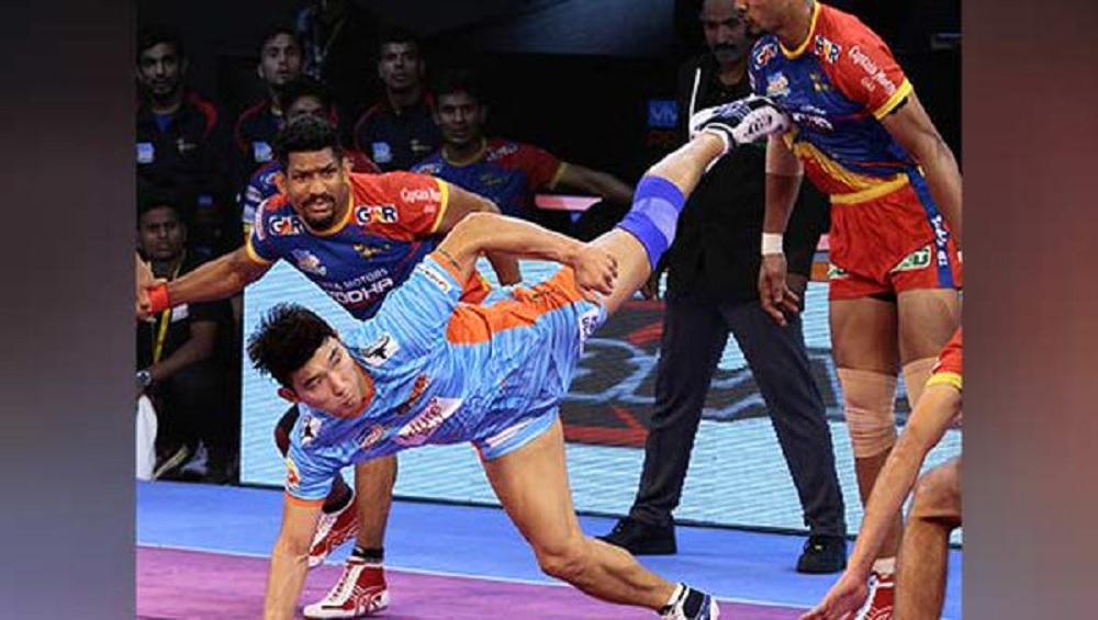 Pro Kabaddi 2019: बंगाल वारियर्स ने तेलुगु टाइटन्स और पैंथर्स ने पल्टन को हराया