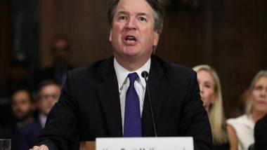 ब्रेट कावानाह ने अमेरिकी सुप्रीम कोर्ट के न्यायाधीश के रूप में ली शपथ