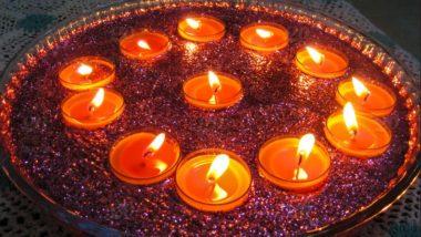 Diwali 2019 Decoration Ideas: दिवाली के त्योहार पर इन चीजों से करें अपने घर की आकर्षक सजावट, देखें वीडियो