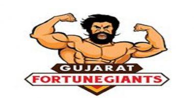 प्रो-कबड्डी लीग: गुजरात फॉर्च्यून जायंट्स ने जयपुर पिंक पैंथर्स को दी मात