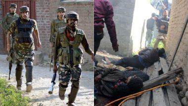 जम्मू-कश्मीर: राजौरी में 2 पाकिस्तानी घुसपैठिए और कुलगाम में 3 आतंकी हुए ढेर, 6 नागरिकों की हुई मौत
