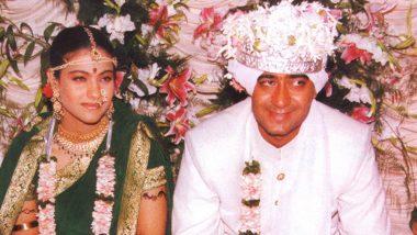 काजोल का बड़ा खुलासा, कहा- कोई नहीं चाहता था कि मेरी और अजय की शादी हो
