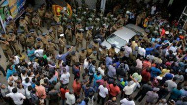 श्रीलंका सीरियल ब्लास्ट: श्रीलंकाई रक्षा मंत्री रुवन विजयवर्धने ने सुरक्षा प्रबंधन में बताई भारी चूक