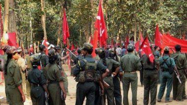 छत्तीसगढ़: तेवाड़ा जिले में सुरक्षाबलों मुठभेड़ में दो इनामी नक्सली को किया ढेर, विदेशी पिस्तौल बरामद