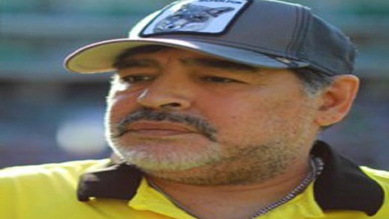 अर्जेटीना: फुटबाल खिलाड़ी डिएगो माराडोना के घुटने की होगी सर्जरी
