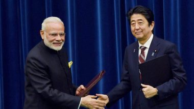 प्रधानमंत्री मोदी दो दिवसीय जापान दौरे के लिए रवाना, कई अहम मुद्दों पर होगी चर्च्चा
