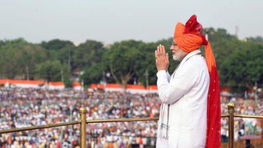 पीएम मोदी ने लाल किले से देश के सामने रखा अपना विजन, पढ़ें उनके भाषण की 10 बड़ी बातें