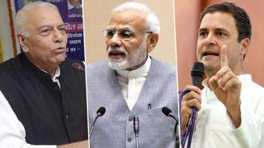 BJP के लिए नई मुसीबत: यशवंत सिन्हा-गोविंदाचार्य के सपोर्ट से 25 हजार किसानों का दिल्ली कूच, राहुल होंगे शामिल