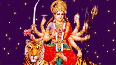 Chaitra Navratri 2019: 6 अप्रैल से शुरू हो रही है चैत्र नवरात्रि, जानें किस दिन करनी चाहिए किस शक्ति की पूजा
