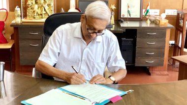 ManoharParrikar: सादगी की मिसाल थे मनोहर पर्रिकर, बिना तामझाम के ही स्कूटी से जाते थे ऑफिस