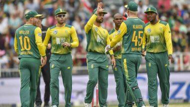 दक्षिण अफ्रीका ने जिम्बाब्वे को किया क्लिन स्विप, सीरीज पर 3-0 से किया कब्जा