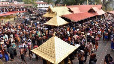 सबरीमला विवाद: महिलाओं को मंदिर में प्रवेश के लिए दो दिनों का वक्त दें सकती है केरल सरकार