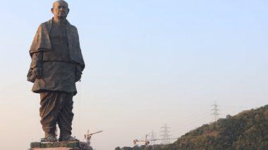 पीएम मोदी ने ट्वीट कर सरदार पटेल को दी श्रद्धांजलि, 'स्टैच्यू ऑफ यूनिटी' का आज करेंगे अनावरण