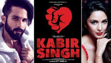शाहिद कपूर स्टारर कबीर सिंह के खिलाफ डॉक्टर ने दर्ज कराई शिकायत, फिल्म की स्क्रीनिंग पर रोक की मांग