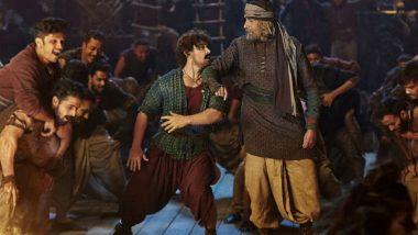 फिल्म 'ठग्स ऑफ हिंदोस्तान' की '100 करोड़ क्लब' में हुई एंट्री लेकिन तीसरे दिन भी कमाई में हुई गिरावट
