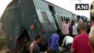 उत्तर प्रदेश: रायबरेली में न्यू फरक्का एक्सप्रेस की 9 बोगियां पटरी से उतरीं, 7 की मौत, 21 घायल