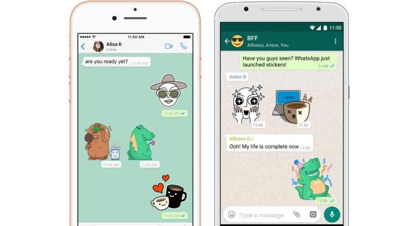 WhatsApp में पहली बार लॉन्च हुए फन स्टीकर्स, जानें कैसे इसे अपने मोबाईल में करे एक्टिवेट