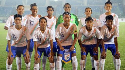 भारतीय महिला फुटबॉल टीम ने रचा इतिहास,  2020 टोक्यो ओलिंपिक क्वालीफाई करने का है सुनहरा मौका
