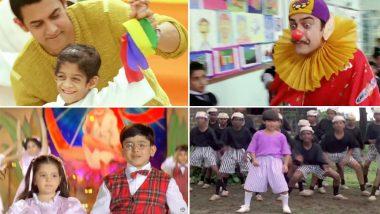 Children's Day 2018 : बाल दिवस पर बॉलीवुड के इन सॉन्ग्स से सेलिब्रेट करें बच्चों का ये खूबसूरत त्योहार