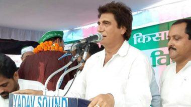 राज बब्बर की बढ़ी मुसीबत, एमपी-एमएलए कोर्ट ने जारी किया गिरफ्तारी वारंट