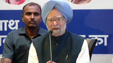 अर्थव्यवस्था को पटरी पर लाने के लिए पूर्व पीएम मनमोहन सिंह ने मोदी सरकार को दी ये 5 सलाह