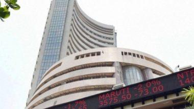 घरेलू शेयर बाजार में सोमवार को सेंसेक्स 277 अंक ऊपर, निफ्टी में  73 अंकों की तेजी  देखी गई
