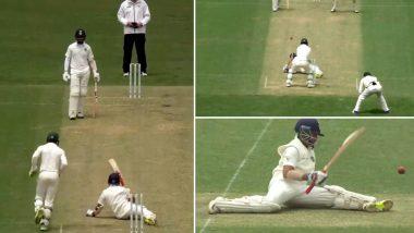 VIDEO: भारत बनाम ऑस्ट्रेलिया प्रैक्टिस मैच में इस गेंद के बाद याद आये महान ऑस्ट्रेलियाई फिरकी गेंदबाज शेन वॉर्न