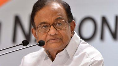 RBI विवाद में पी. चिदंबरम की एंट्री, कहा- मोदी सरकार उर्जित पटेल को हटाना चाहती है