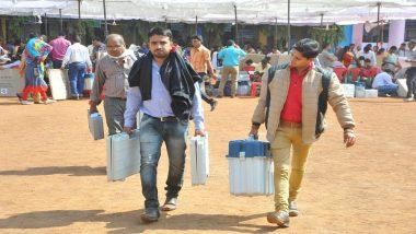 Jind-ramgarh ByPoll result 2019: वोटों की गितनी शुरू, खिलेगा कमल या बाजी मारेंगे राहुल गांधी