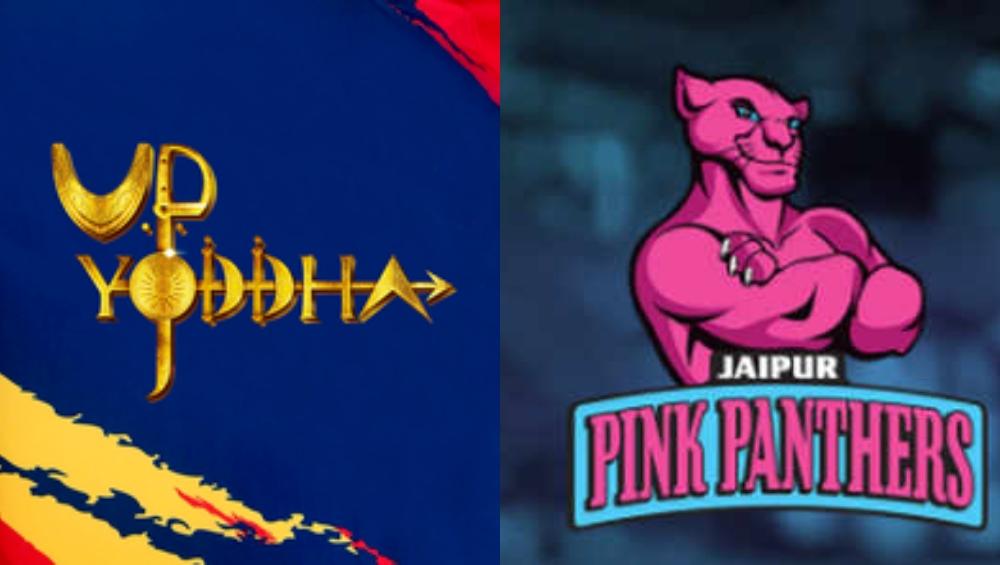 प्रो कबड्डी लीग: जयपुर पिंक पैंथर्स ने यूपी योद्धा को 45-28 से हराया