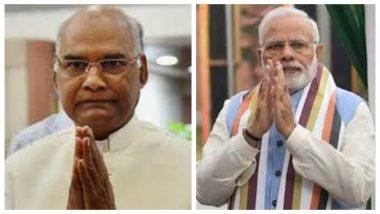 राष्ट्रपति रामनाथ कोविंद, उपराष्ट्रपति एम. वेंकैया नायडू और प्रधानमंत्री नरेंद्र मोदी ने देशवासियों को बुद्ध पूर्णिमा की दी शुभकामनाएं