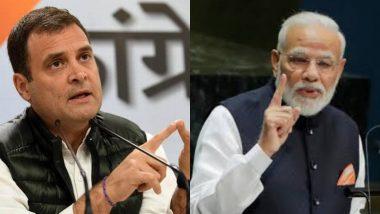 भारत-चीन तनाव पर बोले राहुल गांधी, सरकार की चुप्पी से अटकलें तेज, बताएं क्या चल रहा है