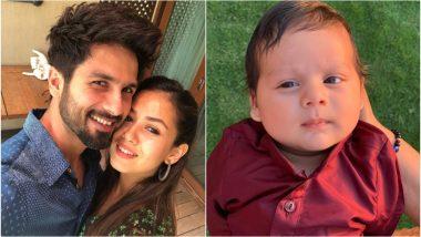 Shahid Kapoor's Son Zain Turns Two: शाहिद और मीरा कपूर ने बेटे के दूसरे जन्मदिन पर कार और ट्रक किए गिफ्ट