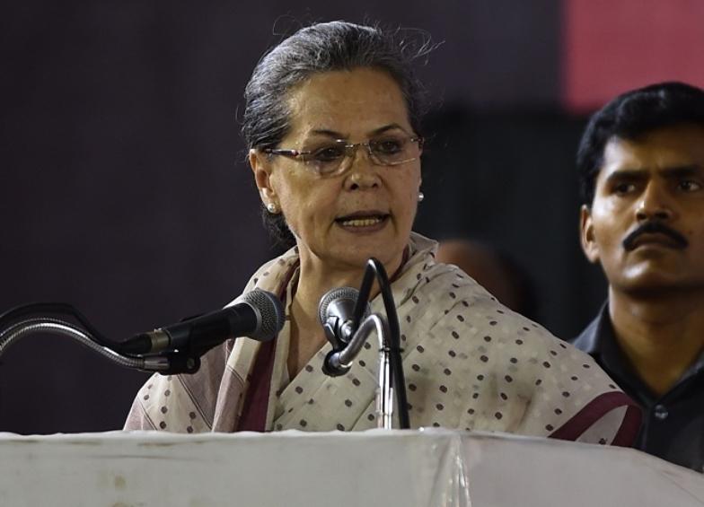 सोनिया गांधी नहीं मनाएंगी अपना 73वां जन्मदिन, महिलाओं के खिलाफ बढ़ते अपराध से हैं दुखी