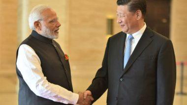 Lok Sabha Election Results 2019 : चीन के राष्ट्रपति शी जिनपिंग ने प्रधानमंत्री नरेंद्र मोदी को दी बधाई