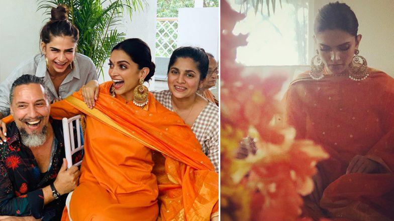 Image result for दीपिका और रणवीर कि शादी की रस्में हुई शुरू, सोशल मीडिया पर वायरल हुई फ़ोटोज़...