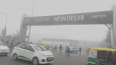 दिल्ली: प्रदूषण कम करने के लिए सरकार का बड़ा फैसला, कराई जाएगी बारिश