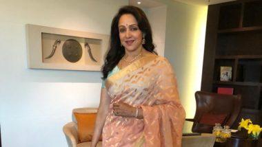 अभिनेत्री और बीजेपी सांसद हेमा मालिनी ने की बच्चों को 'एम-आर' टीका लगवाने की अपील