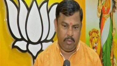 यूपी, गुजरात और महाराष्ट्र के बाद अब दक्षिण भारत की बारी, बीजेपी नेता ने कहा-तेलंगाना में सत्ता में आए तो हैदराबाद का नाम बदलेंगे