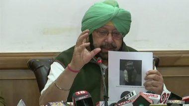 अमृतसर ब्लास्ट: सीएम अमरिंदर सिंह ने कहा- ISI ने रची थी हमले की साजिश, पाकिस्तान को देंगे मुंहतोड़ जवाब
