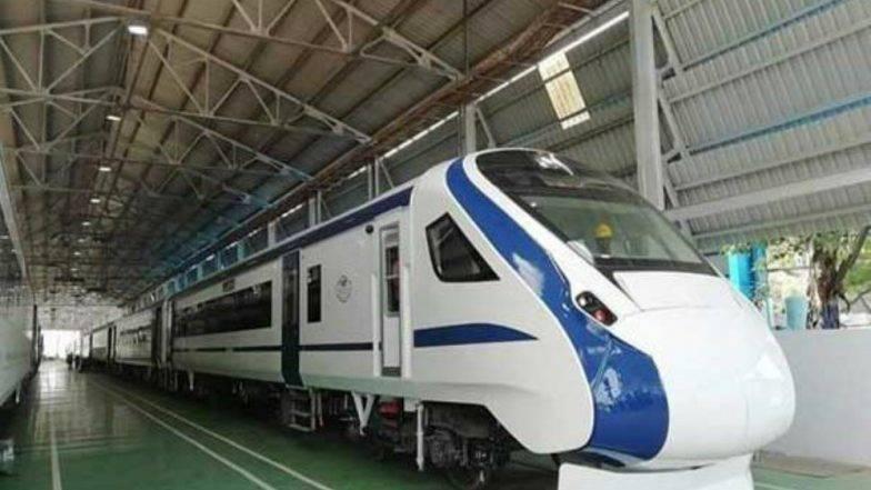Train 18: देश की सबसे आधुनिक ट्रेन 'वंदे भारत एक्सप्रेस' जल्द ही ट्रैक पर दौड़ेगी, देखें ट्रेन के अंदर का वीडियो