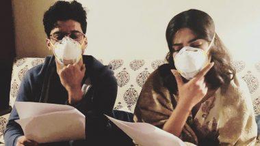 प्रियंका चोपड़ा और फरहान अख्तर को दिल्ली के प्रदूषण ने किया परेशान, मास्क पहने नजर आए दोनों
