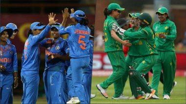 ICC महिला T-20 वर्ल्ड कप 2018: भारत और पाकिस्तान के बीच होगी आज कांटे की टक्कर, 10 बार अब तक भिड़ चुके हैं