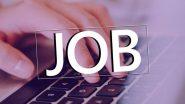 सरकारी नौकरी: नेशनल हाईवे अथॉरिटी में हो रही है डेप्युटी मैनेजर के 30 पदों पर भर्ती, फटाफट करें अप्लाई