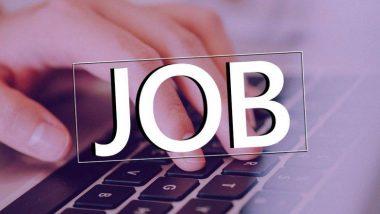 UPPSC Recruitment 2019: यूपी सरकार में सांख्यिकी और रिसर्च अधिकारी के लिए निकली वेकेंसी, जल्द करें अप्लाई