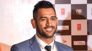 महेंद्र सिंह धोनी ने JSCA स्टेडियम में खेला बिलियर्ड्स