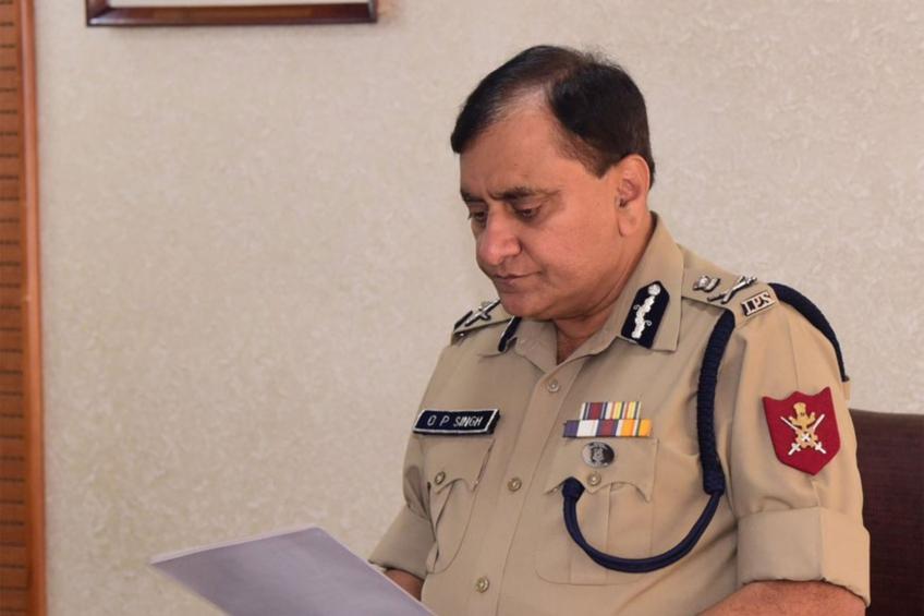 राज्य में अवैध रूप से रह रहे विदेशी नागरिकों की पहचान के लिए अभियान चलाएगी पुलिस: उत्तर प्रदेश डीजीपी