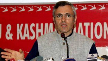 Jammu and Kashmir: पूर्व सीएम उमर अब्दुल्ला लगभग आठ महीने बाद हिरासत से रिहा